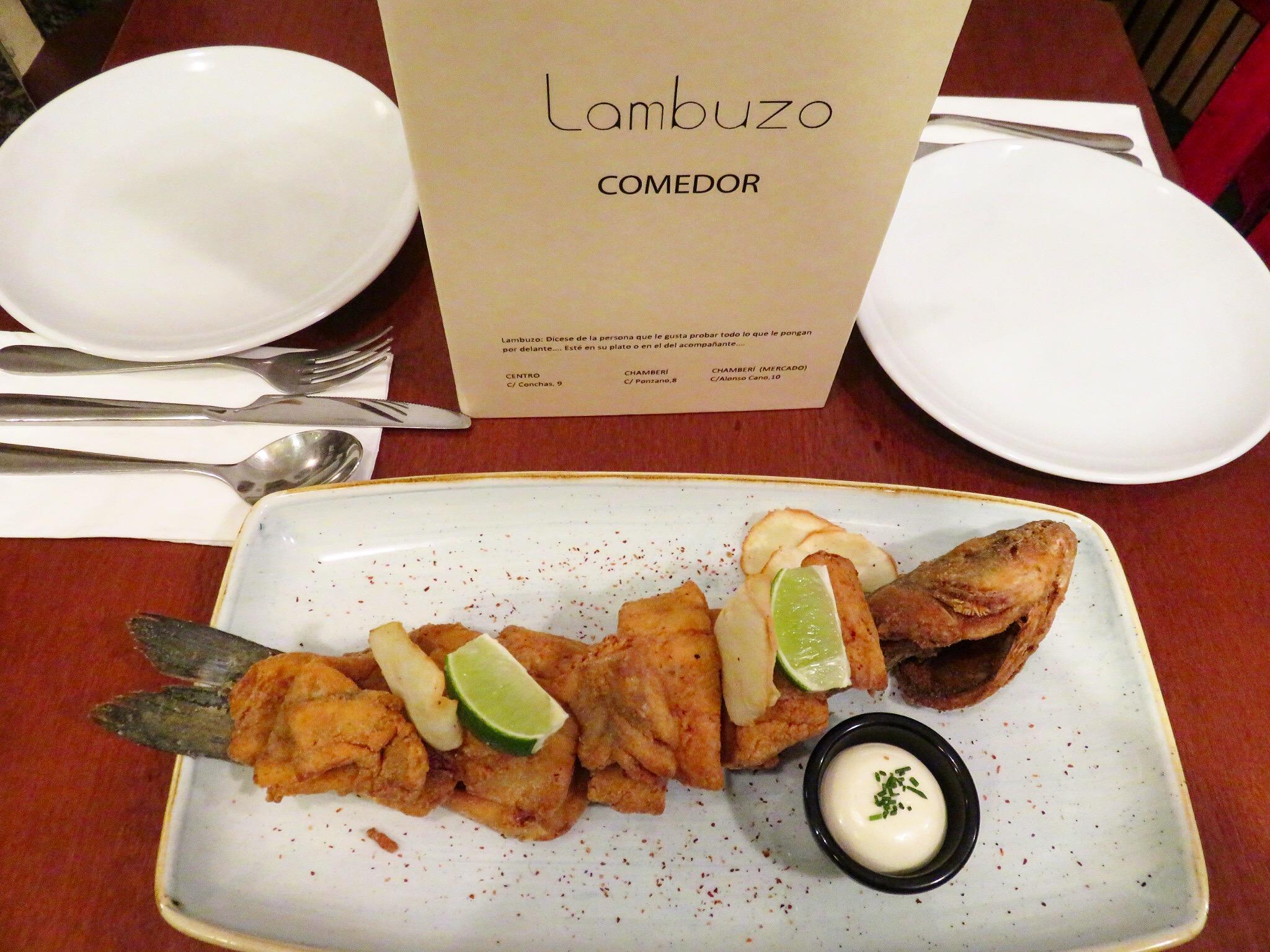 Lambuzo