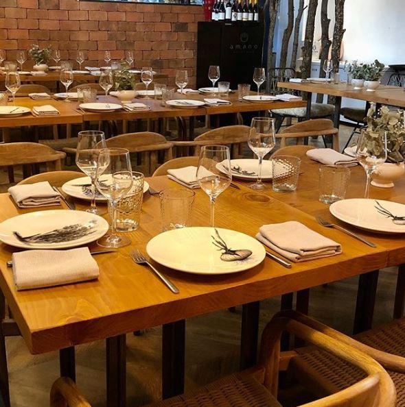 Restaurante A Mano
