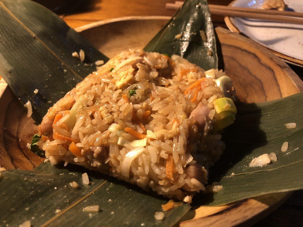 Flor de nasi goreng