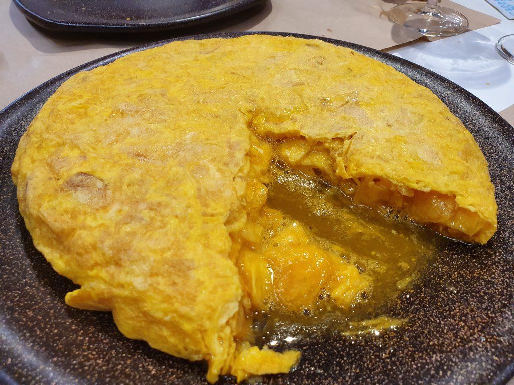 Tortilla Betanzos