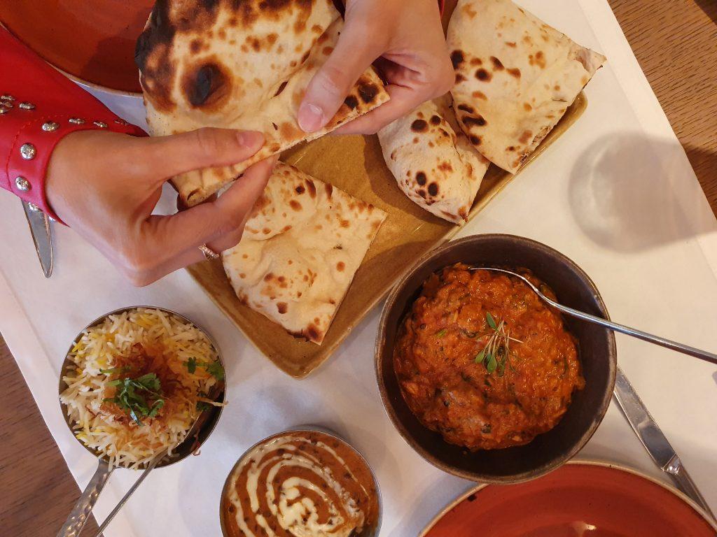 Restaurante Benares - Tikka Masala